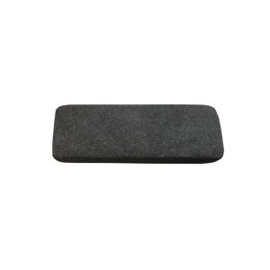 Piedra de Afilar Grande J&V medidas 9 x 3 x1,8 cm Herramienta de Camping para Pesca, Caza, Actividad Deportiva