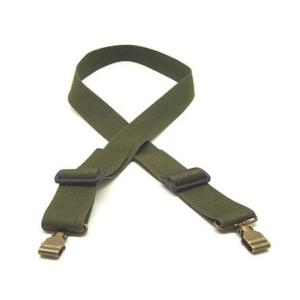 Correas tácticas en nylon para ametralladoras verde o negro Vega Holster 2BR02