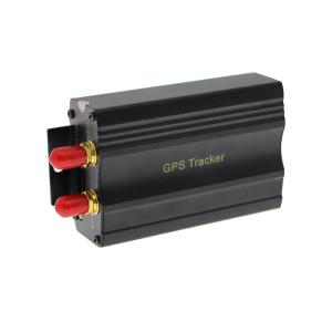 Localizador GPS/GSM para coche