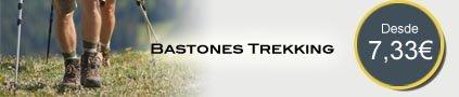 Bastones senderismo